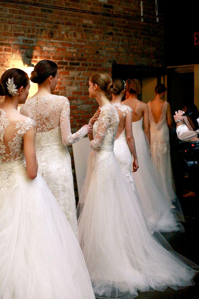 Suknie ślubne od Monique Lhuillier (źródło: pinterest)