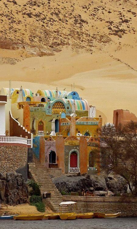 Egipt (źródło: pinterest)
