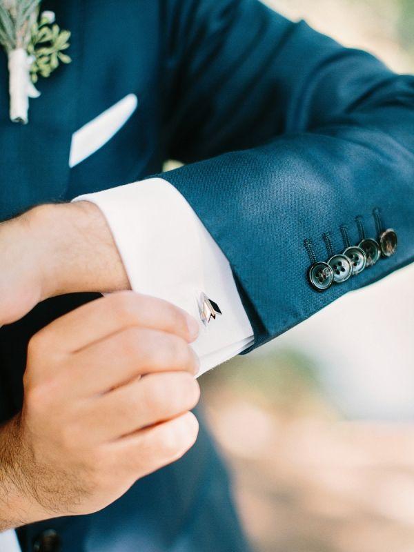 ślubna biżuteria męska