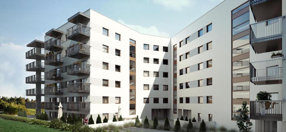 Tęczowy Las - nowe mieszkania na sprzedaż w Olsztynie