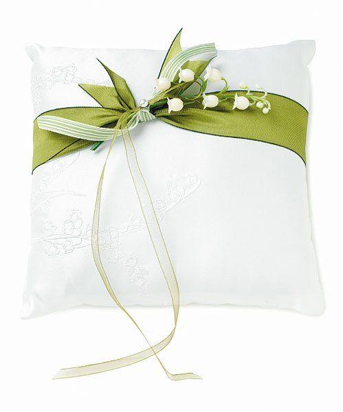 modne poduszki na obrączki